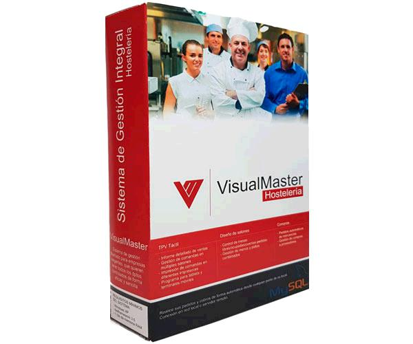 SOFTWARE TC VISUALMASTER HOSTELERIA