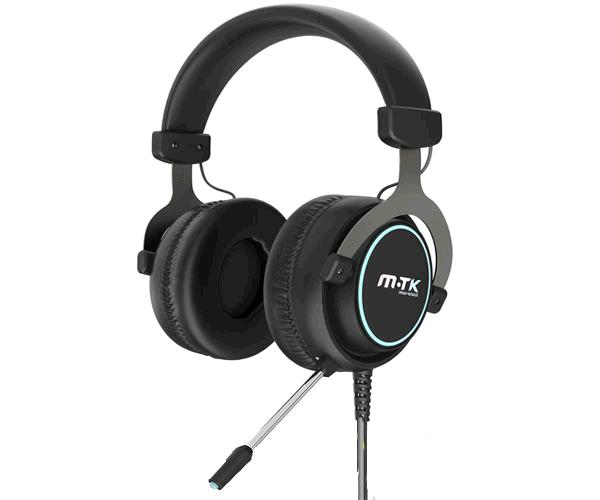 Auriculares gaming 7.1 Rgb Led Ct821 / PC / PS4 / 50mm /  MTK