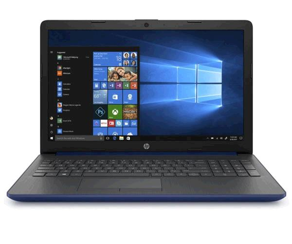 Portatil Hp 15-da1094ns / 15.6 / i5-8265u / 8Gb / 256Gb SSD / Mx110 2Gb / W10 Home / Azul Lumiere