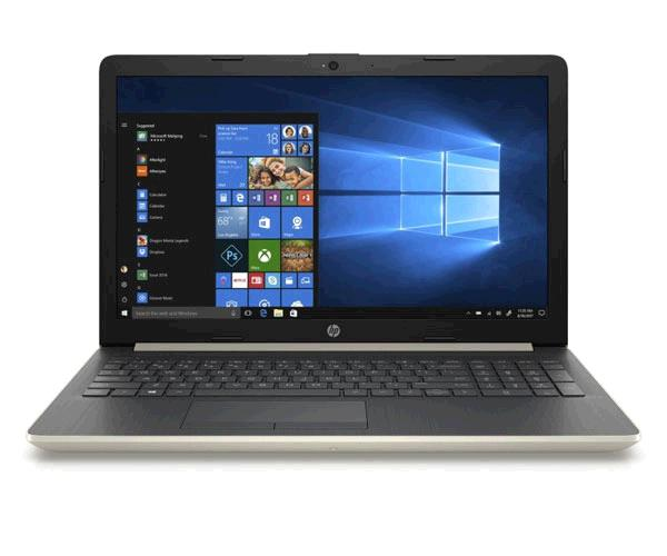 Portatil Hp 15-da0227ns / 15.6 / i3-7100u / 8Gb / 512Gb SSD M.2/ 620 Hd / w10 home / Oro / 6ll44ea