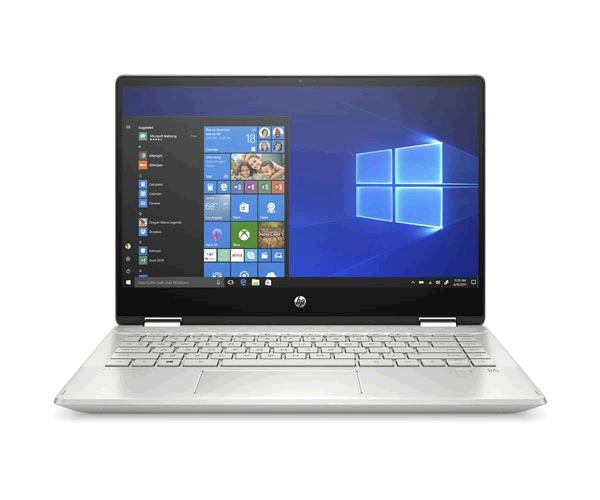 Portatil Hp X360 14-dh1004ns / 14 Pulg. / i5-10210u / 8Gb / 512Gb SSD / Intel UHD / W10 Home / Plata Natural