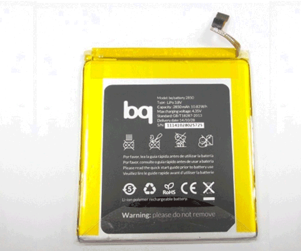 Bateria movil bq aquaris e5 4g