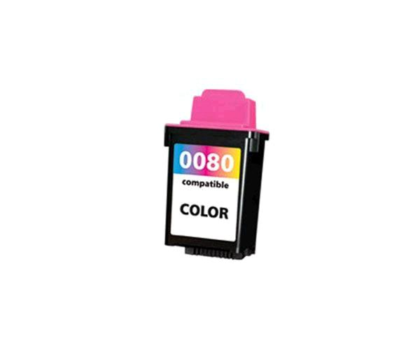 Inkjet comp. Lexmark n80 color 12a1980 z11/31