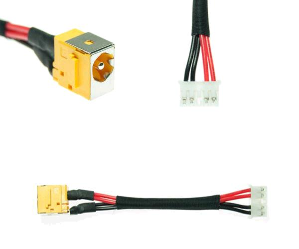 Dc Jack Acer Extensa 5620 / 5230 / 5610 / Aspire 5930 / 5620 / 5220 / 1.65mm / 5 pines