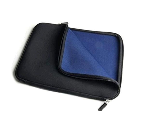 FUNDA NEOPRENO PORTATIL / TABLET NEGRA 12 PULG.