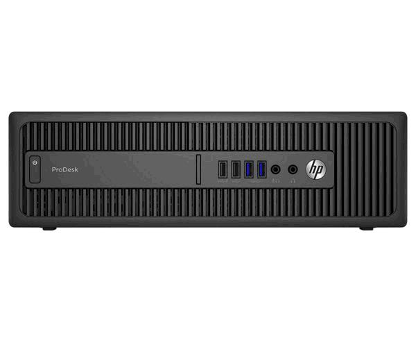 PC SFF HP PRODESK 600 G2 OCASION / I5-6500 3.2GHZ  / 8GB / 500GB HDD / DVD / WIN 7 PRO