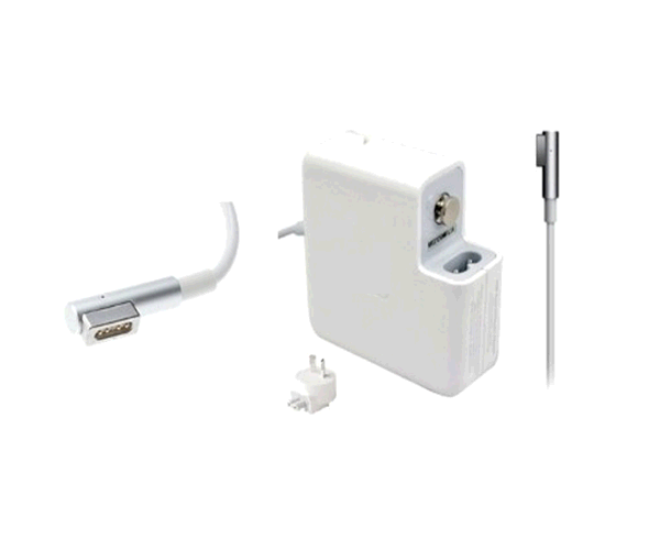 Cargador portatil Apple magsafe 1 45w 14.85v 3.05a / 14.5v 3.1a  pin magnetico