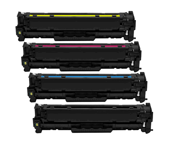 Toner alternativo Hp CE311a / CF351a / 729 / cian 1.000 pag
