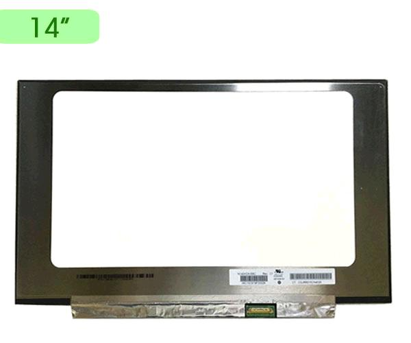 Pantalla portatil 14 Slim brillo 30 pines full hd / n140hca-ebc / sin brackets