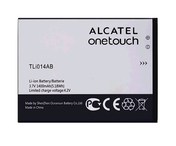 BATERIA MOVIL ALCATEL OT991  TLi014AB