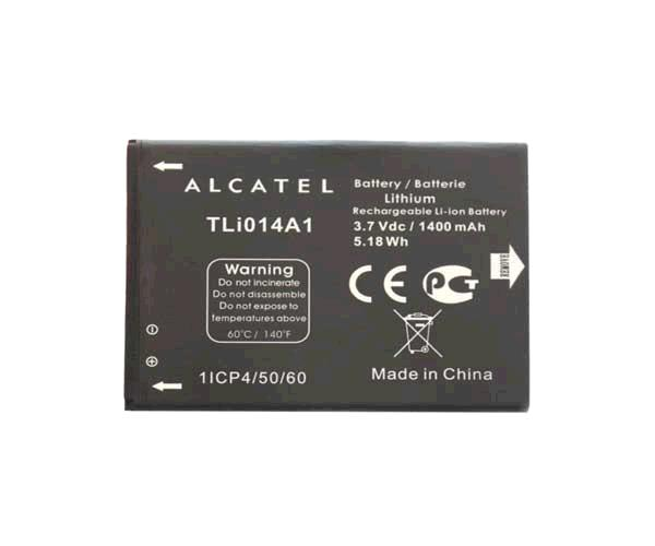 BATERIA MOVIL ALCATEL OT4010D / 5020D /  TLI014A1