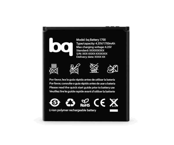 Bateria movil bq aquaris e4