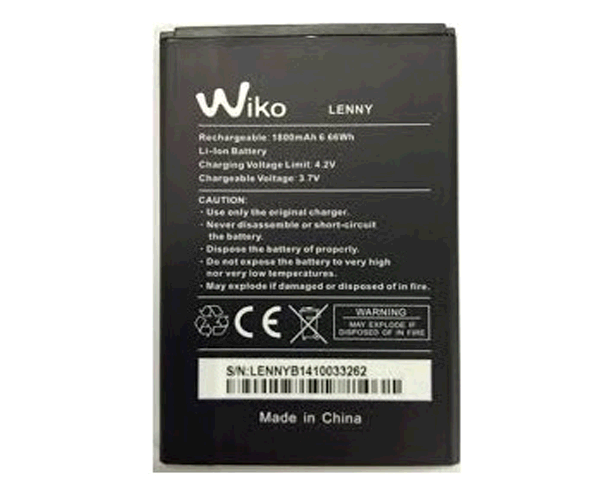 Bateria movil Wiko lenny / lenny 2 / lenny 3 / jerry