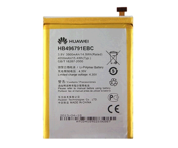 BATERIA MOVIL HUAWEI MT1-U06 MATE ASCEND