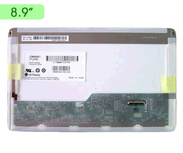 PANTALLA PORTATIL LED 8.9  / A089SW01 /W0130080