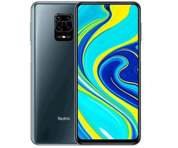 "Smartphone Xiaomi Redmi Note 9S Grey Interestellar 6.67"" / octacore 720 / 4Gb / 64Gb / 48+8+5+5 mpx"