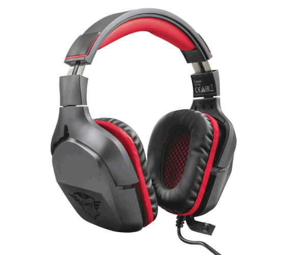 AURICULARES TRUST GAMING GXT 344 CREON / PC / PS4 / XBOX ONE / NINTENDO