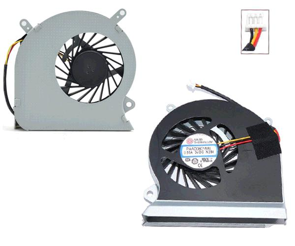 Ventilador MSI ge60 / ms16ga / ms16gc / 3 Pines