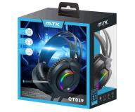 Auriculares gaming 7.1 Rgb Led Ct019 / 50mm /  MTK