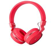 AURICULARES CON MICRO TANIT C4361 ROJO ONE+
