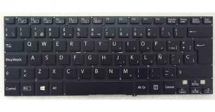 TECLADO SONY FIT 14 NEGRO