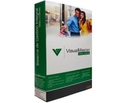 SOFTWARE TC VISUALMASTER TALLAS Y COLORES