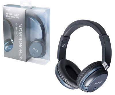 AURICULARES BLUETOOTH MERCURY CT875 NEGRO / FUNCION RELLAMADA